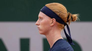 Roland Garros : Menée 6-1, 4-0, Alison Van Uytvanck jette l'éponge