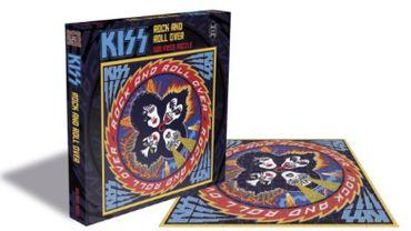 Des puzzles Elton John, Alice Cooper, Status Quo et Scorpions
