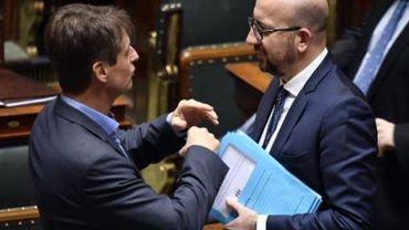 Contrôle budgétaire - L'accord budgétaire démontre la justesse de l'action du gouvernement fédéral - O. Chastel