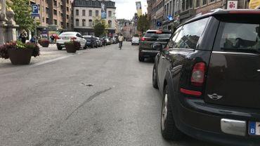 Namur: le parking gratuit passe de 10 à 30 minutes au centre-ville