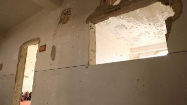 Une maison détruite à Hama (Syrie) en octobre 2018.
