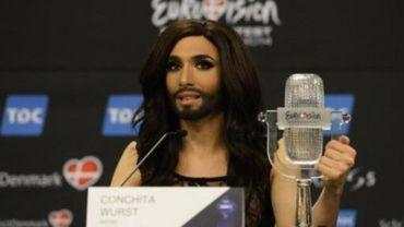 Eurovision: même en Russie on a aimé Conchita Wurst et l'Ukraine