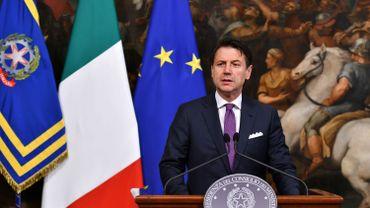 Italie: Conte prêt à démissionner si les polémiques Salvini/Di Maio ne cessent pas