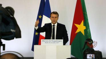 Macron veut une initiative européenne sur la Libye