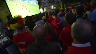 Le match France-Belgique permet à la RTBF de réaliser un record d'audience