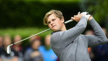EPGA - Thomas Detry commence le Hero Open à la huitième place
