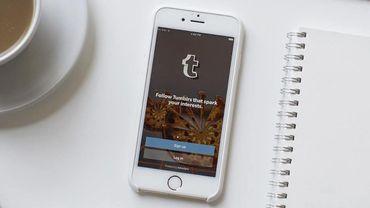 Tumblr est en perte de vitesse après l'interdiction des contenus pornographiques