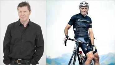 Erik Libois et Wouter Vandenhaute