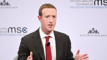 Zuckerberg: Social media firms shouldn't be 'arbiters of truth'