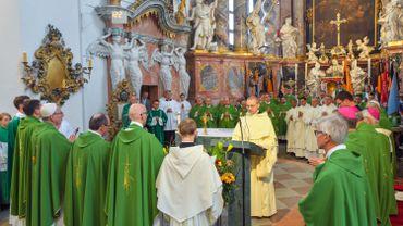 L'Église allemande regrette que l'enquête ait fuité dans les médias avant sa présentation à la conférence de Fulda.