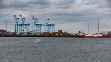 Le port de Zeebruges