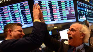 Record historique pour le Dow Jones ce mardi