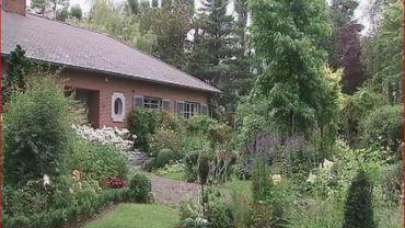 Le jardin d'Héléna, accueillant dès l'entrée