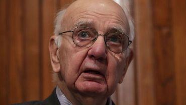 Décès de Paul Volcker, ancien président de la Fed et légende de la finance