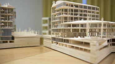 La VRT met fin au contrat des architectes et ingénieurs de son nouveau siège