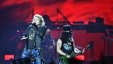 Guns N' Roses prolonge la tournée