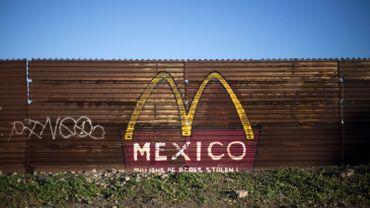 """Le Mexique à Trump: """"Ce n'est pas à ton voisin de payer le mur de ta maison"""""""