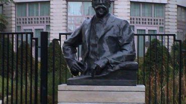 Statue Ernest Solvay