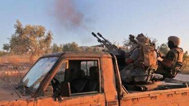 Un avion du régime syrien abattu par les djihadistes, le pilote capturé