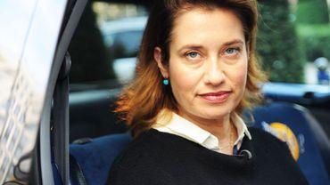 Emmanuelle Devos dans Hep Taxi !