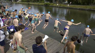 21 sites de baignade wallons ouvriront ce vendredi pour tout l'été