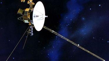 La sonde spatiale Voyager 1 danse à la limite du système solaire