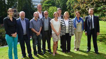 Liste des élus MR en Province de Luxembourg