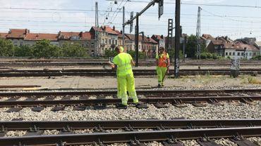 Vague de chaleur : le réseau ferroviaire à rude épreuve