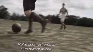 FIFA: une histoire qui commence par un match de gala France-Union Saint-Gilloise
