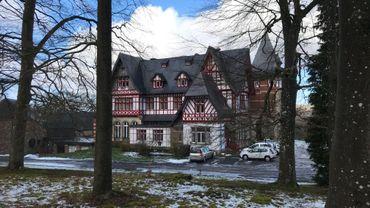 La villa du Neubois est dans un très bon état de conservation