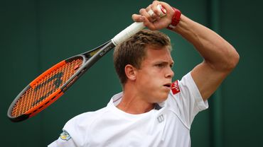 Arnaud Bovy éliminé en huitièmes de finale chez les juniors à Wimbledon