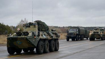 Bélarus: les troupes russes autorisées à rétablir l'ordre