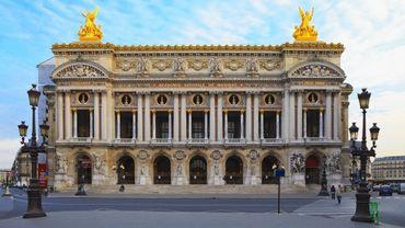 Le Palais Garnier peut désormais se visiter depuis le portail internet de l'Institut Culturel de Google
