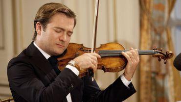 Le violoniste Renaud Capuçon jouera une séries de concerts au profit de Notre-Dame de Paris