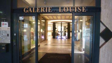 De nombreux commerçants réclament des rénovations dans la Galerie Louise.