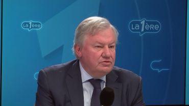 """Jean-Claude Marcourt: """"Le numérique dans la radio, c'est une révolution"""""""