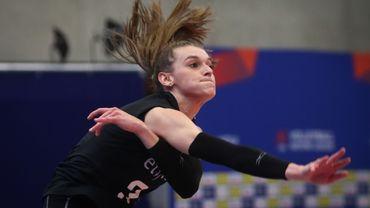 Ligue des Champions de volley: Pas de finale pour Britt Herbots et Novara