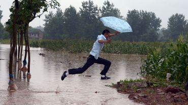 Chine: ils bloguent leur colère après les pluies qui ont fait 37 morts