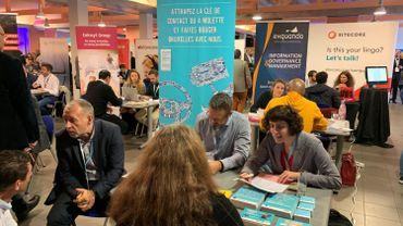 Plus de 700 candidats à un emploi dans le numérique au Job IT Day 2019