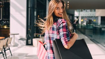 Faire du shopping est bon pour votre santé
