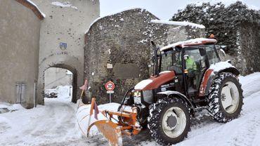 Les agriculteurs voient d'un bon oeil l'arrivée du gel intense