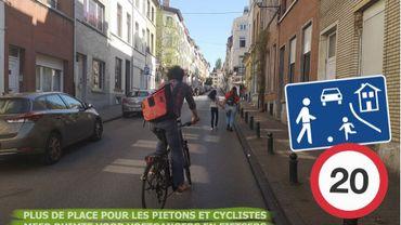 Coronavirus: Saint-Gilles, septième commune bruxelloise dotée d'un plan de mobilité pour le déconfinement