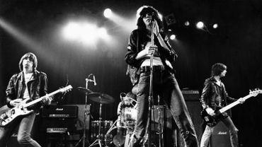Ramones Perform In Santa Monica