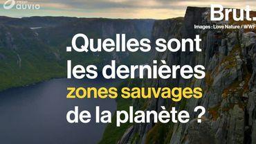 Quelles sont les dernières zones sauvages de la planète?