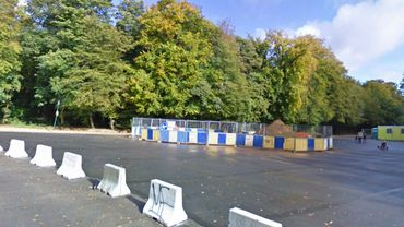 Bois de la Cambre: restauration des chemins piétonniers et trottoirs