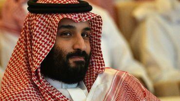 Le prince héritier saoudien Mohammed ben Salmane, à Ryad, le 23 octobre 2018