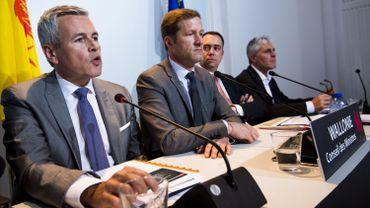 Budget wallon: le déficit gonflé de 440 millions d'euros pour 2017?