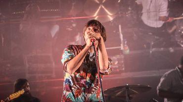 Phoenix au Dour Festival 2017