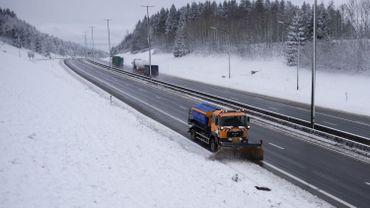 Un hiver rude pour les routes wallonnes