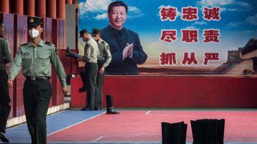 L'épidémie a démarré en Chine.